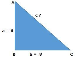 Rumus Teorema Phytagoras