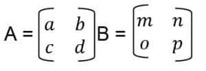 Soal Perkalian matriks 2x2